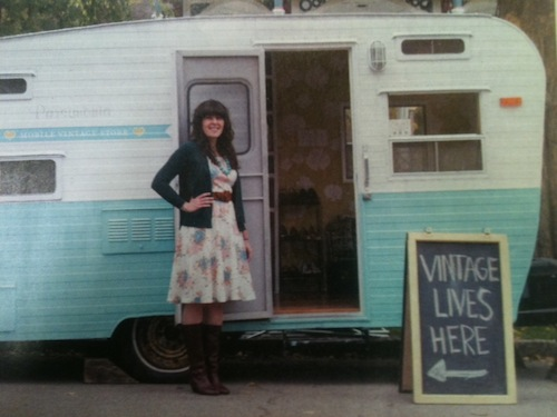RVs Are Becoming Chic With Young People Rv Park Vintage