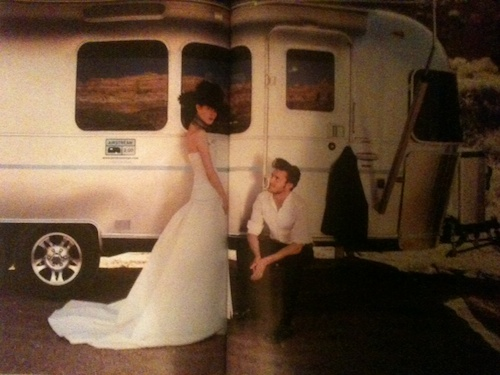 RV Wedding